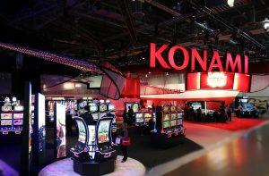 Konami Gaming Inc. - Global Gaming Expo G2E 2016